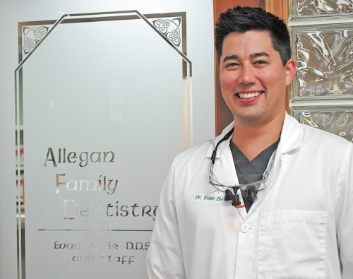 Dr. Evan Be Allegan MI DDS